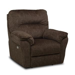Casual Power Headrest Wallhugger Recliner
