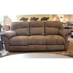 Mink Dual Reclining Sofa