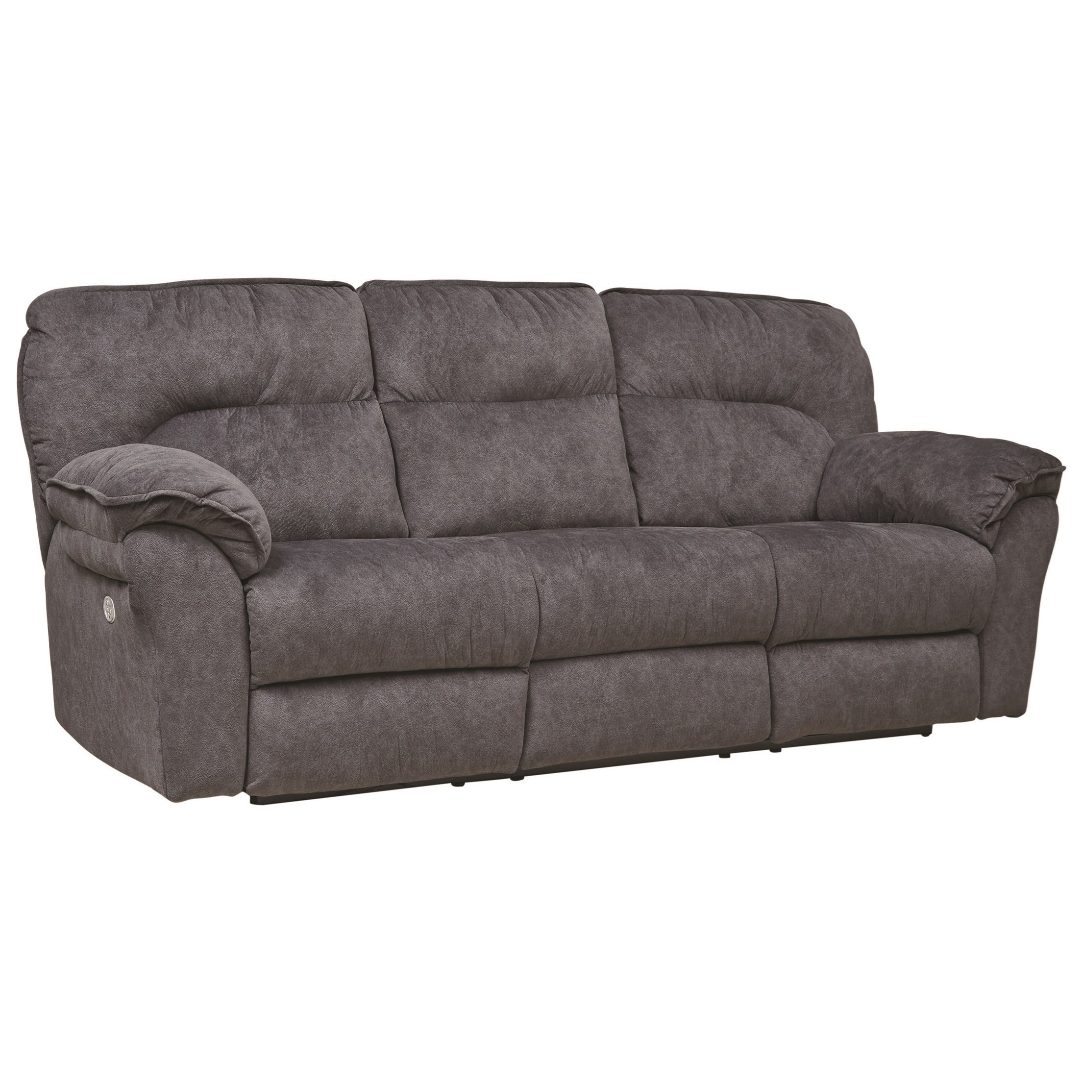 Full Ride Power Headrest Double Reclining Sofa SoCozi by Southern Motion at H.L. Stephens