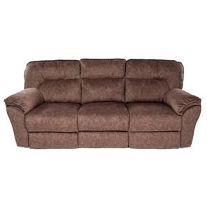 Casual Double Reclining Sofa