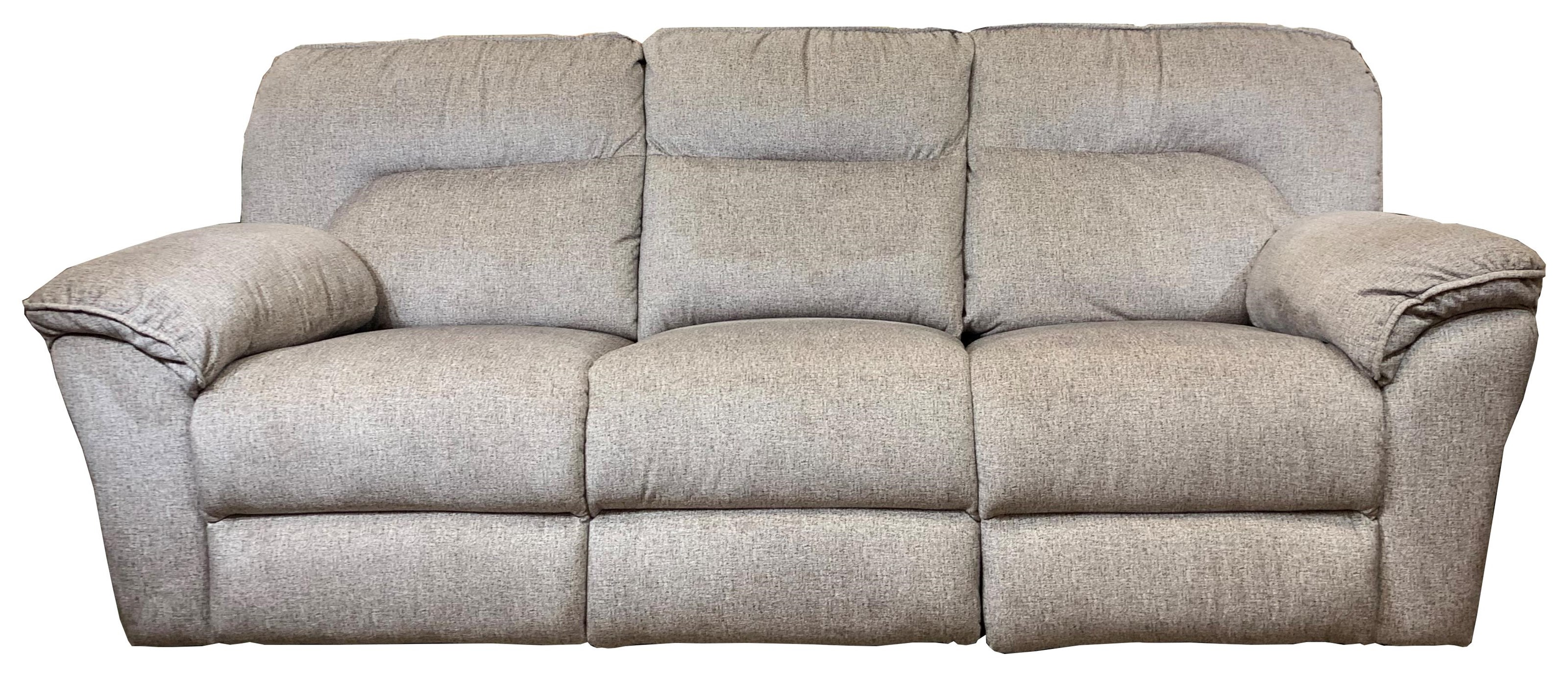 Full Ride Double Reclining Sofa  by Southern Motion at Godby Home Furnishings