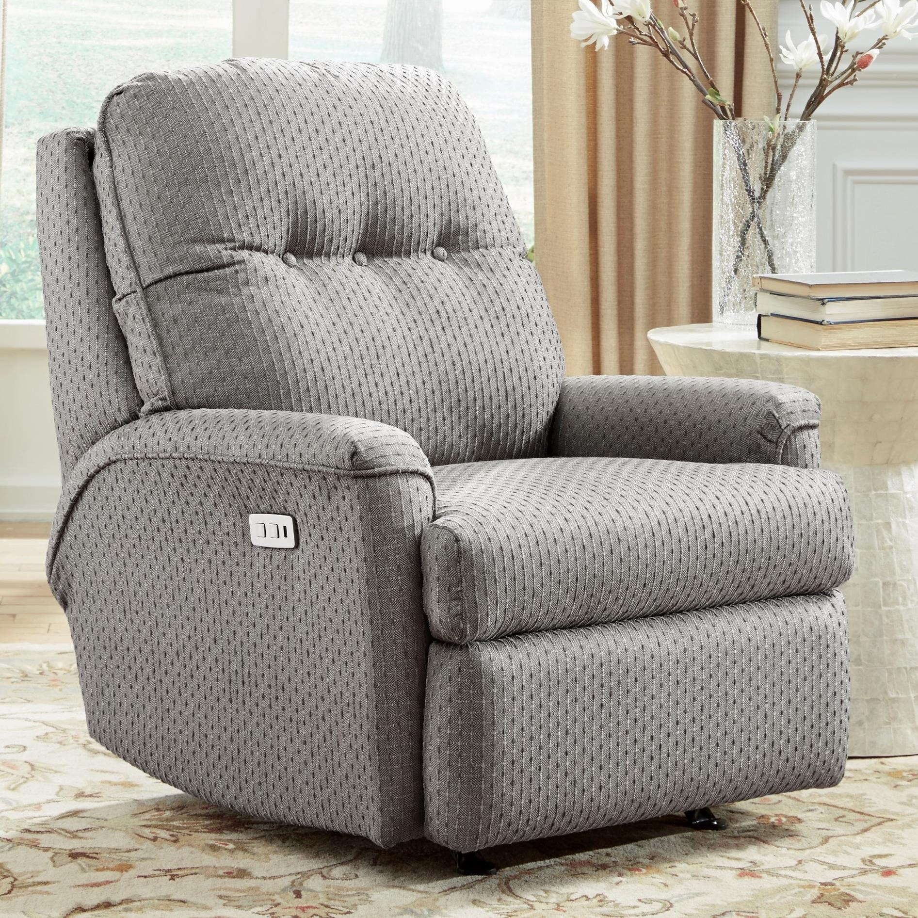Gigi Layflat Lift Recliner w/ Pwr Hdrst & SoCozi by Southern Motion at Value City Furniture