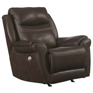 Power Massage Rocker Recliner with SoCozi Technology