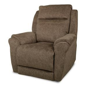 Power Recliner with Lumbar Heat and Massage