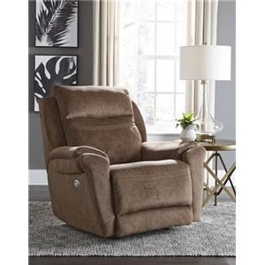 Power Lay Flat Recliner with SoCozi Technology