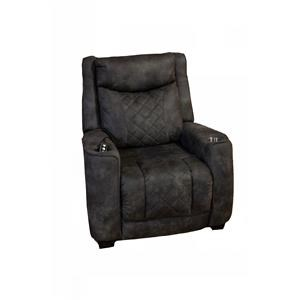 Transitional Zero Gravity Recliner with Power Headrest