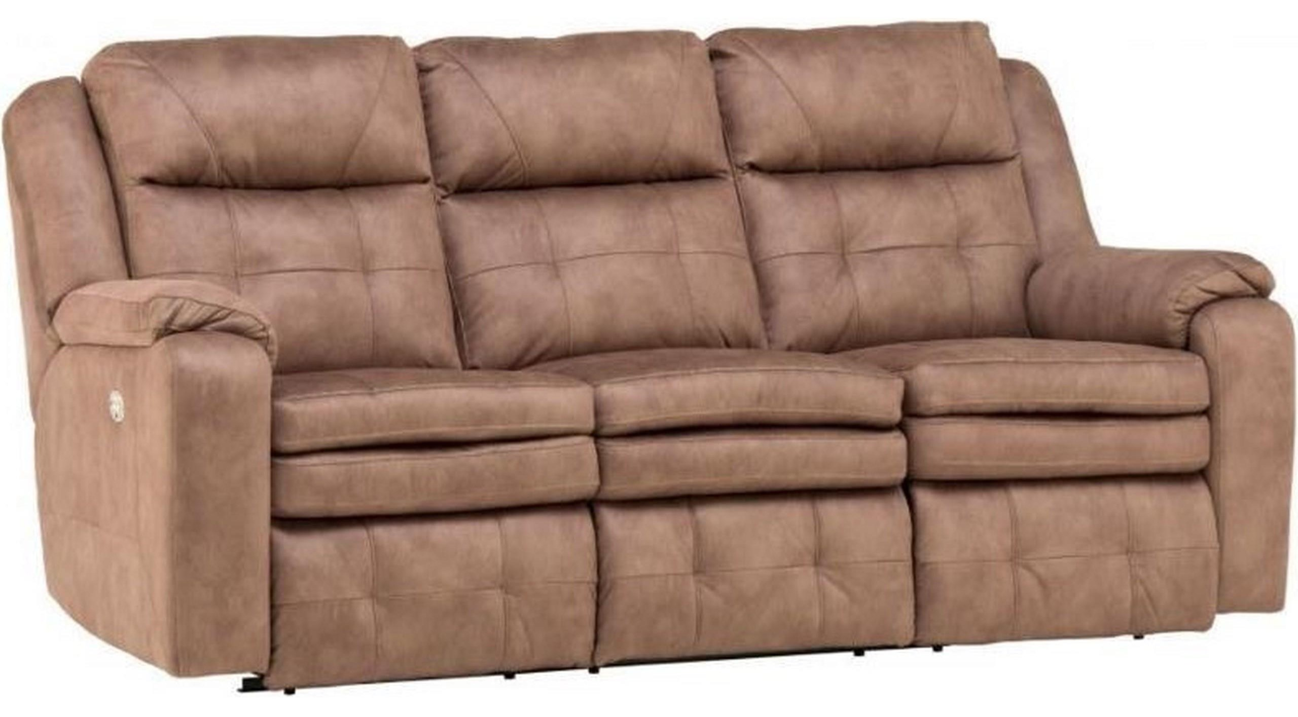 Inspire Power Headrest Reclining Sofa by Southern Motion at Crowley Furniture & Mattress