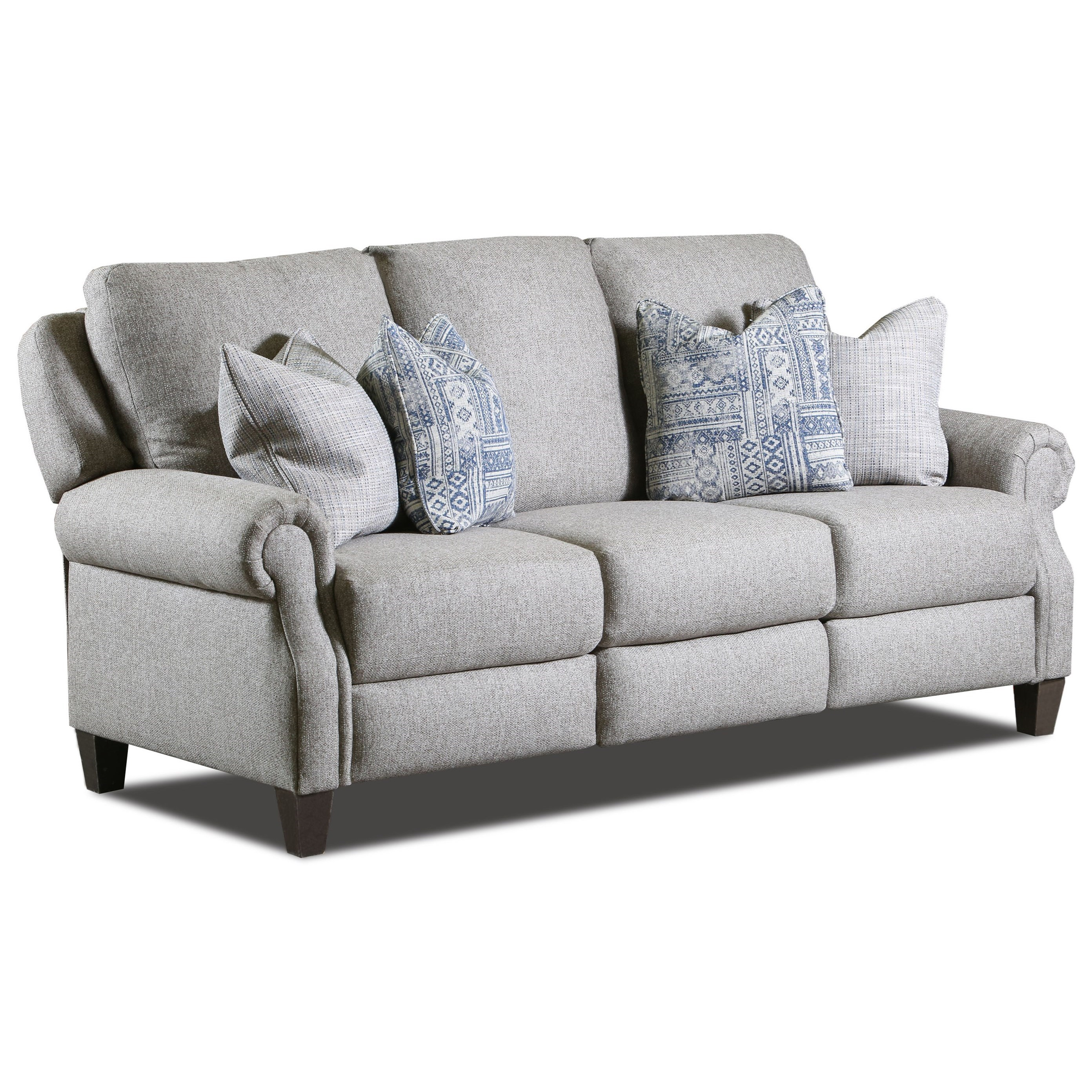 Key Largo Power Reclining Sofa by Southern Motion at Wilson's Furniture