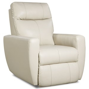 Power Wall Hugger Recliner with Pad-Over-Chaise Seating