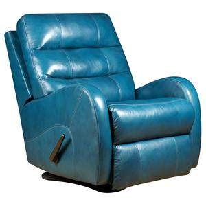 Rocker Recliner with Modern Style