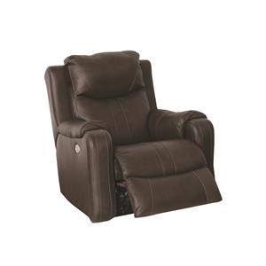 Rocker Recliner with Power Headrest and USB