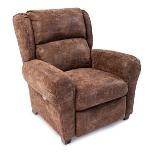 Traditional Power Headrest High-Leg 3-Way Recliner