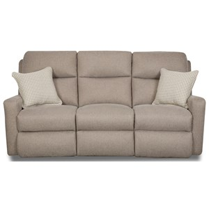 Power Headrest Sofa w/ SoCozi & Next Level