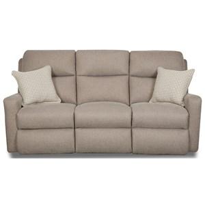 Power Headrest Sofa w/ SoCozi