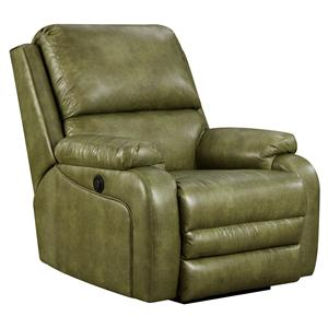 Contemporary American Made Rocker Recliner