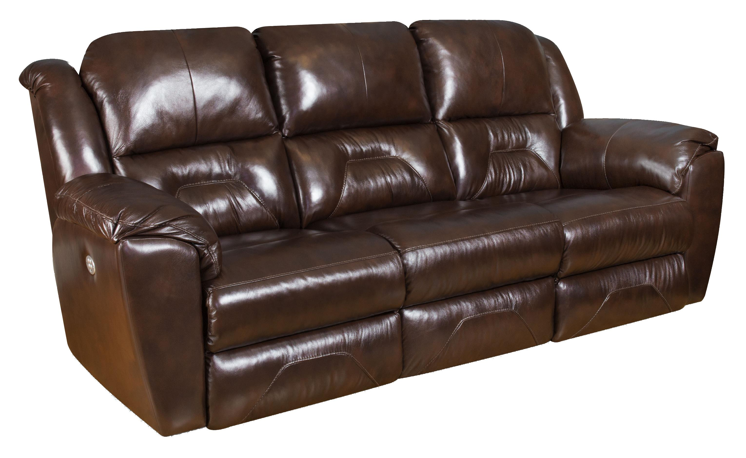 Pandora Power Plus Double Reclining Sofa by Southern Motion at Furniture Superstore - Rochester, MN