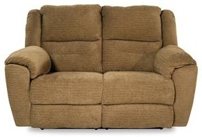 Power Reclining Loveseat w/ Power Headrests