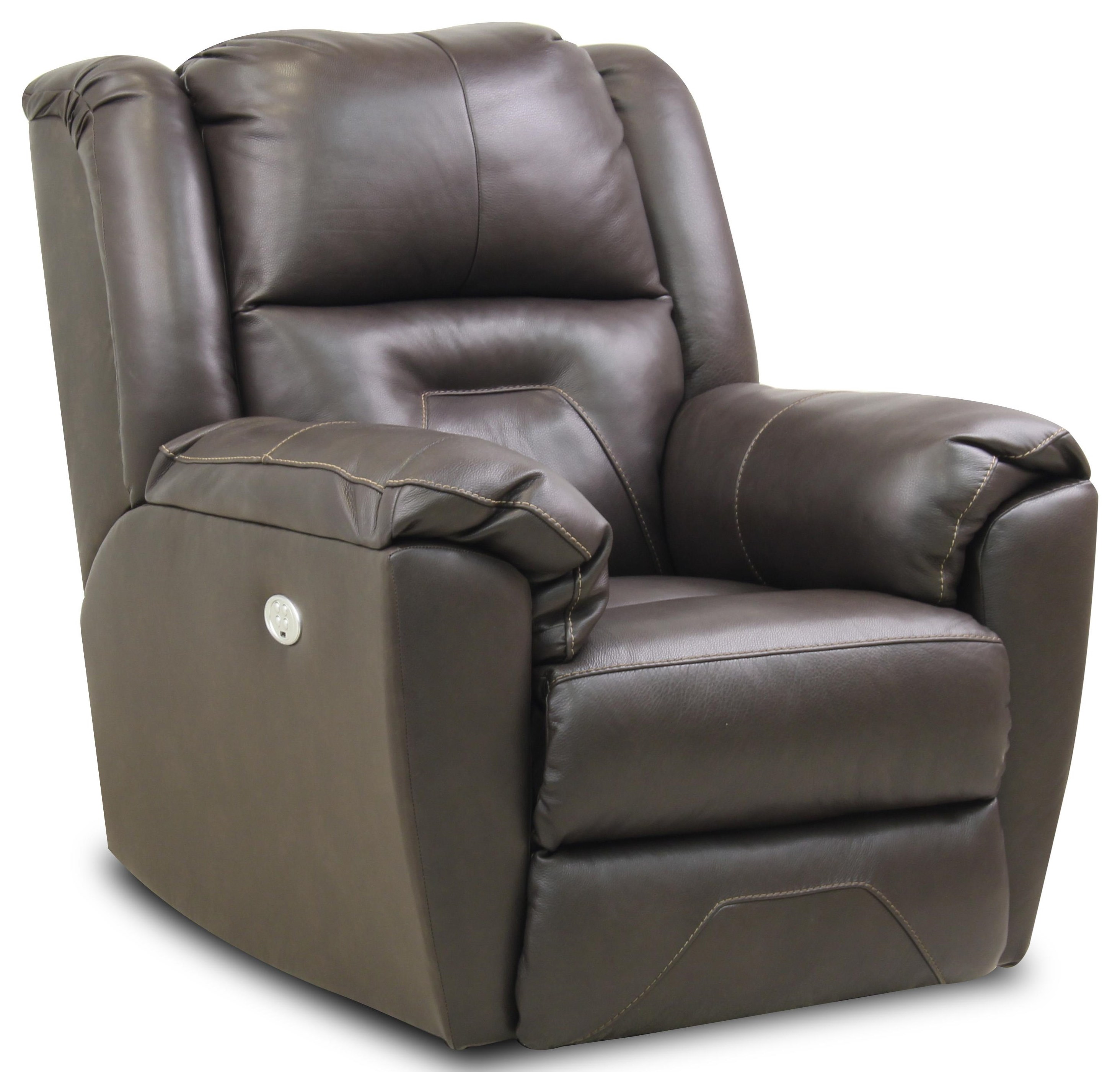 Pandora Pandora Wall Recliner with Power Headrest by Southern Motion at Ruby Gordon Home