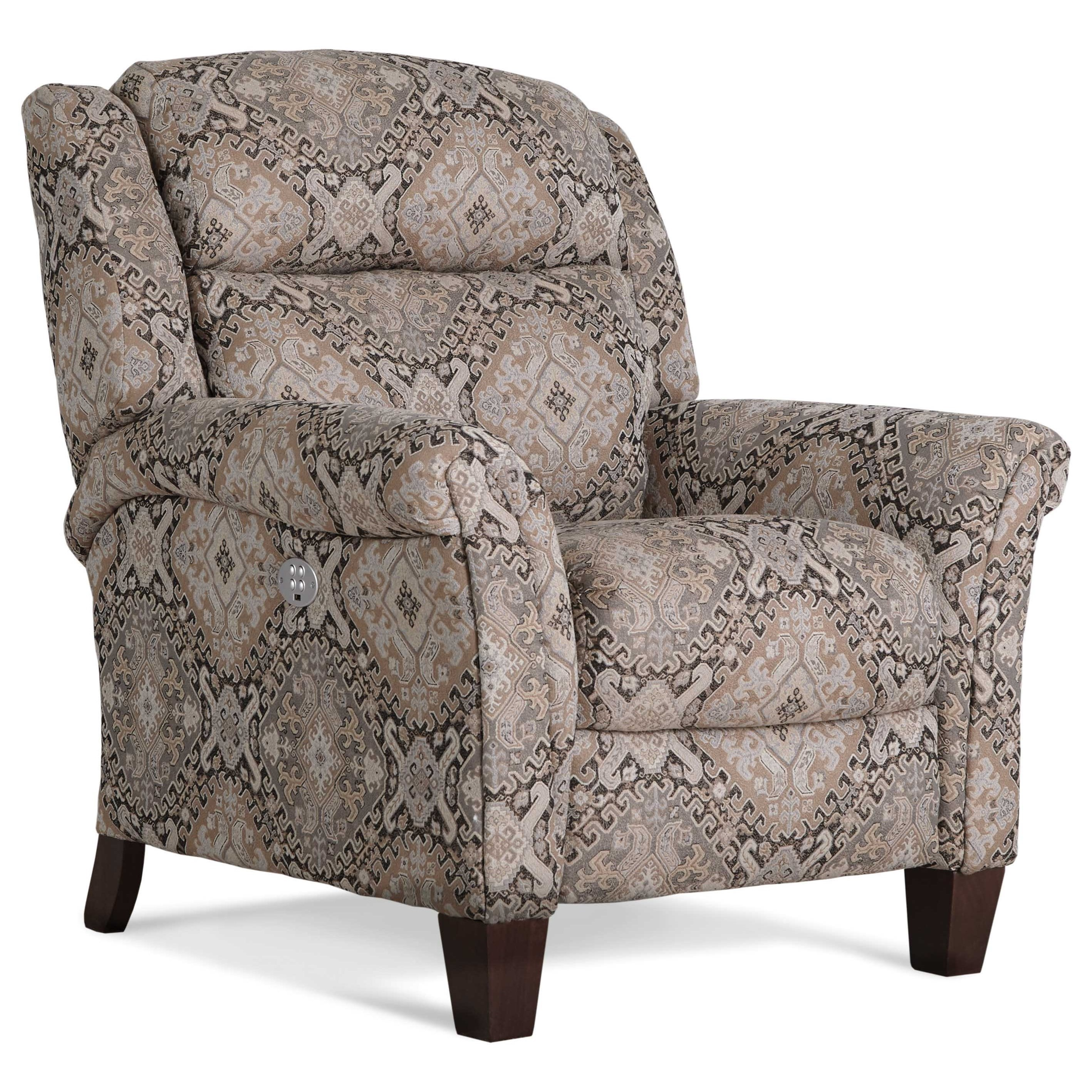 Pow Wow High Leg Recliner by Southern Motion at H.L. Stephens
