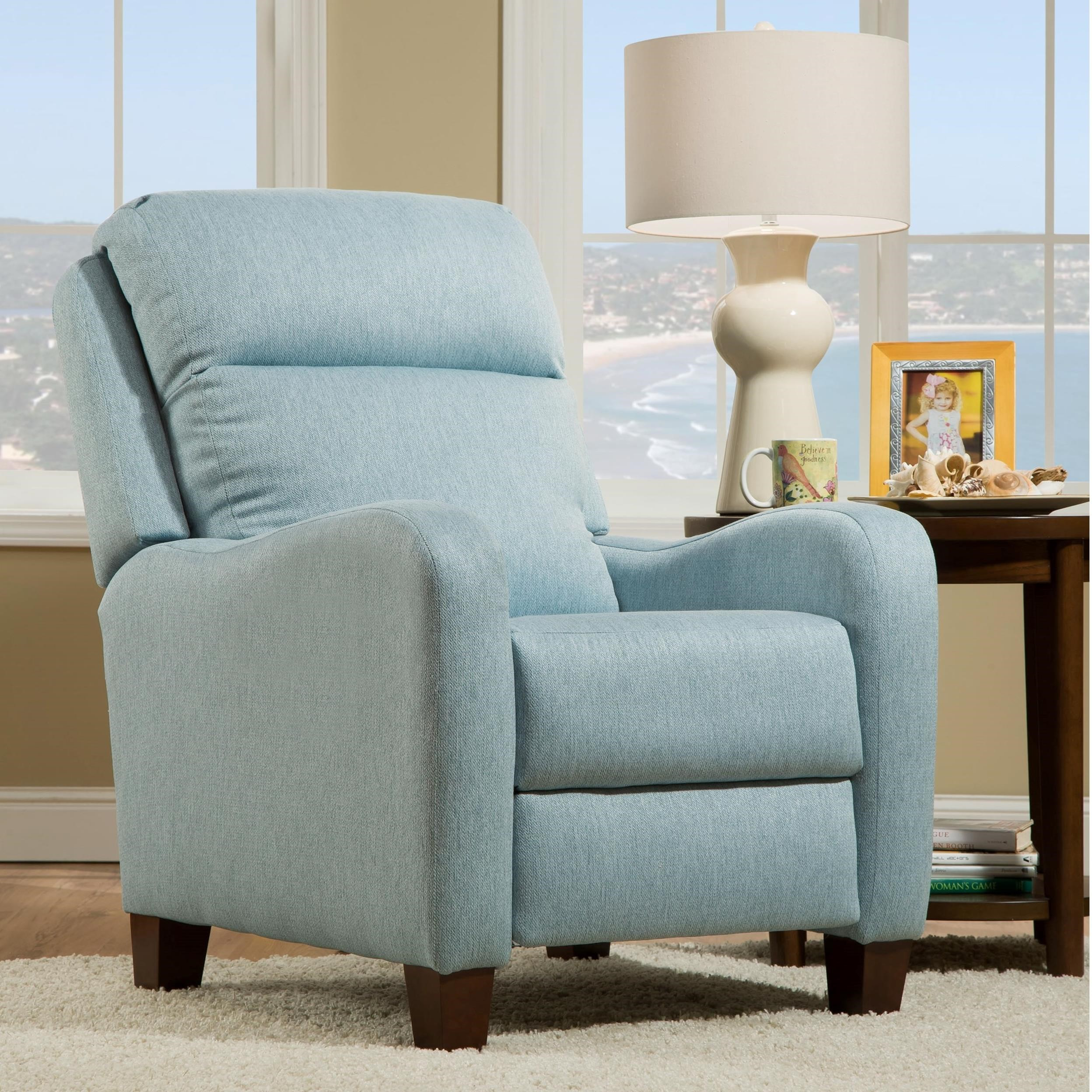 Prestige Power Headrest High Leg Recliner w/ SoCozi by Southern Motion at H.L. Stephens