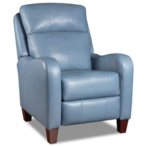 Transitional Power Headrest High Leg Recliner with SoCozi Technology