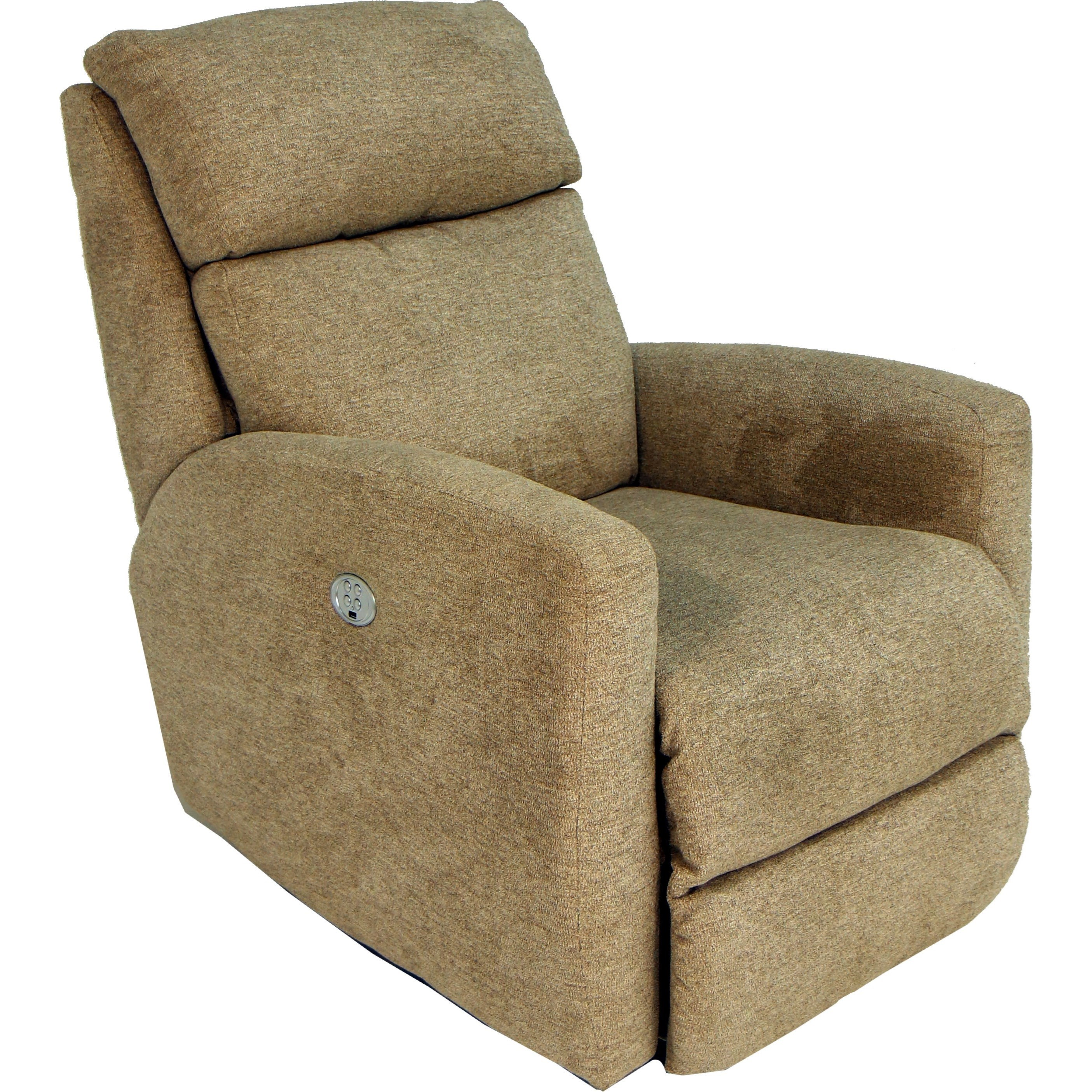 Primo Power Headrest Rocker Recliner by Southern Motion at Lapeer Furniture & Mattress Center