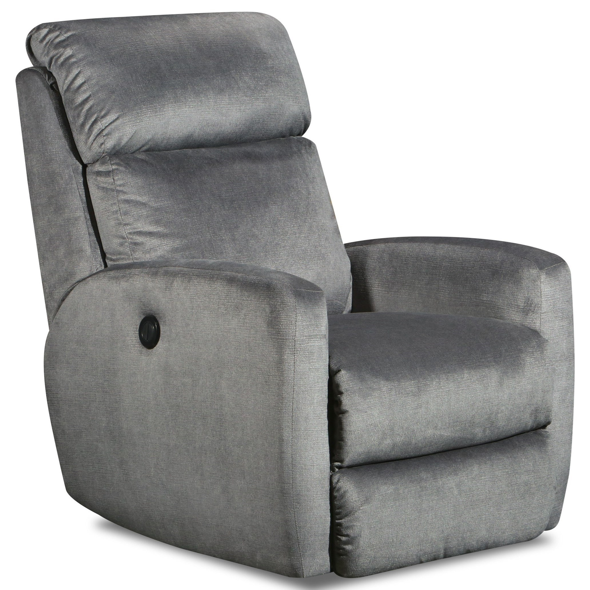 Primo Power Headrest Lift Recliner by Southern Motion at Wilson's Furniture