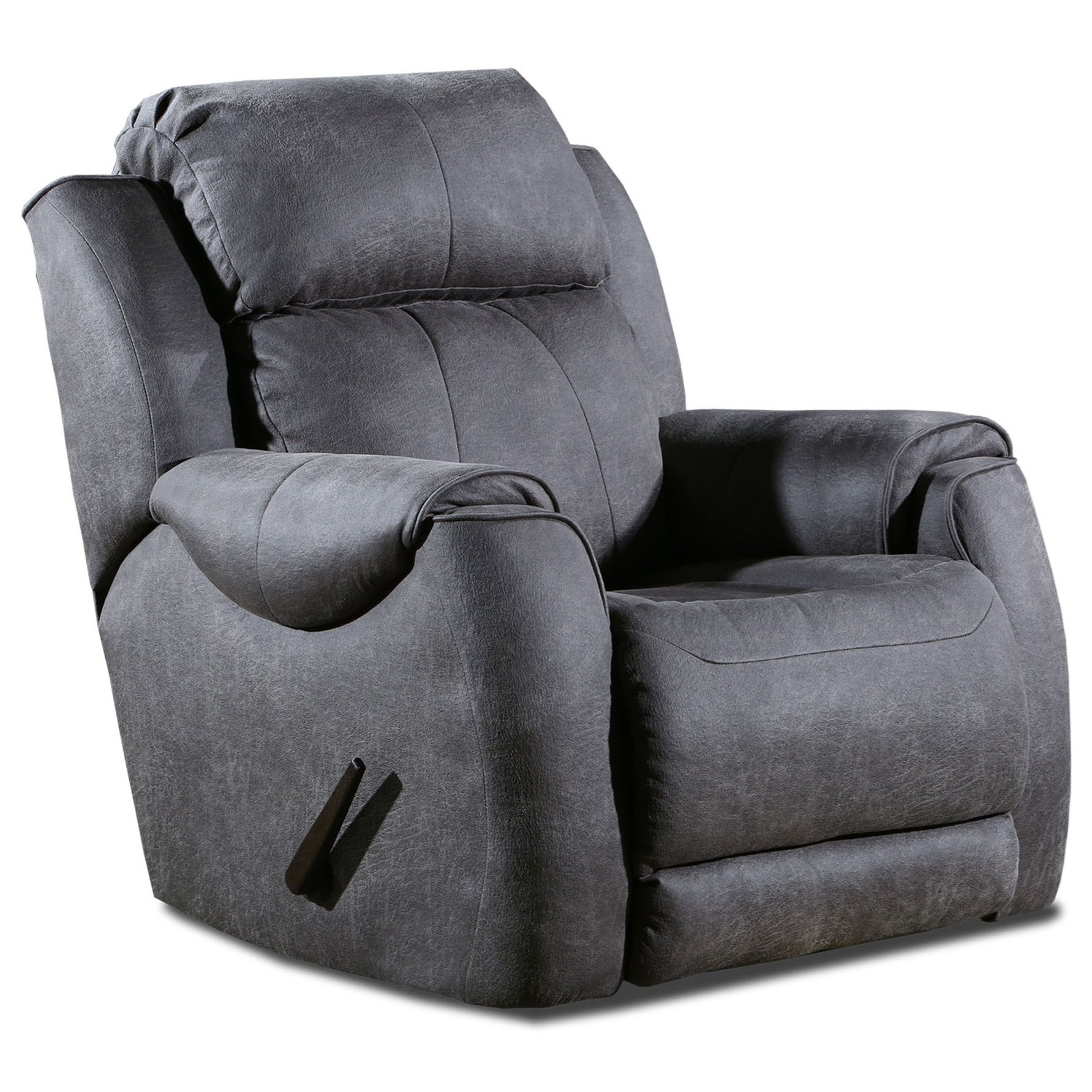 Safe Bet Swivel Rocker Recliner by Southern Motion at Sparks HomeStore