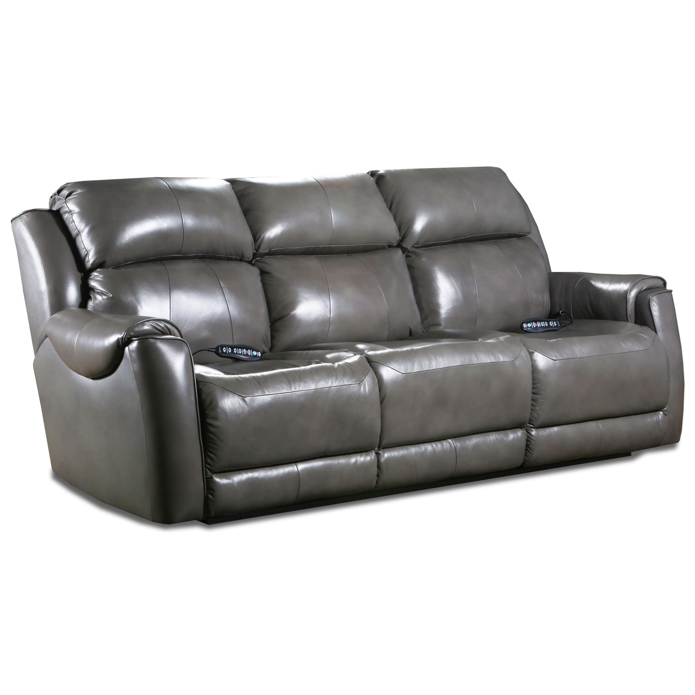 Safe Bet Power Double Reclining Sofa by Southern Motion at Sparks HomeStore