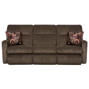 Southern Motion Savannah  Double Reclining Sofa
