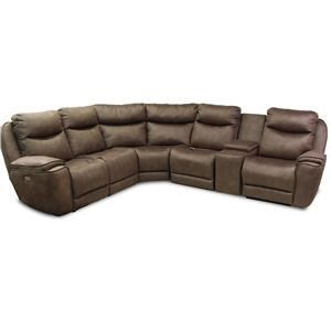 Power 6-Piece Sectional