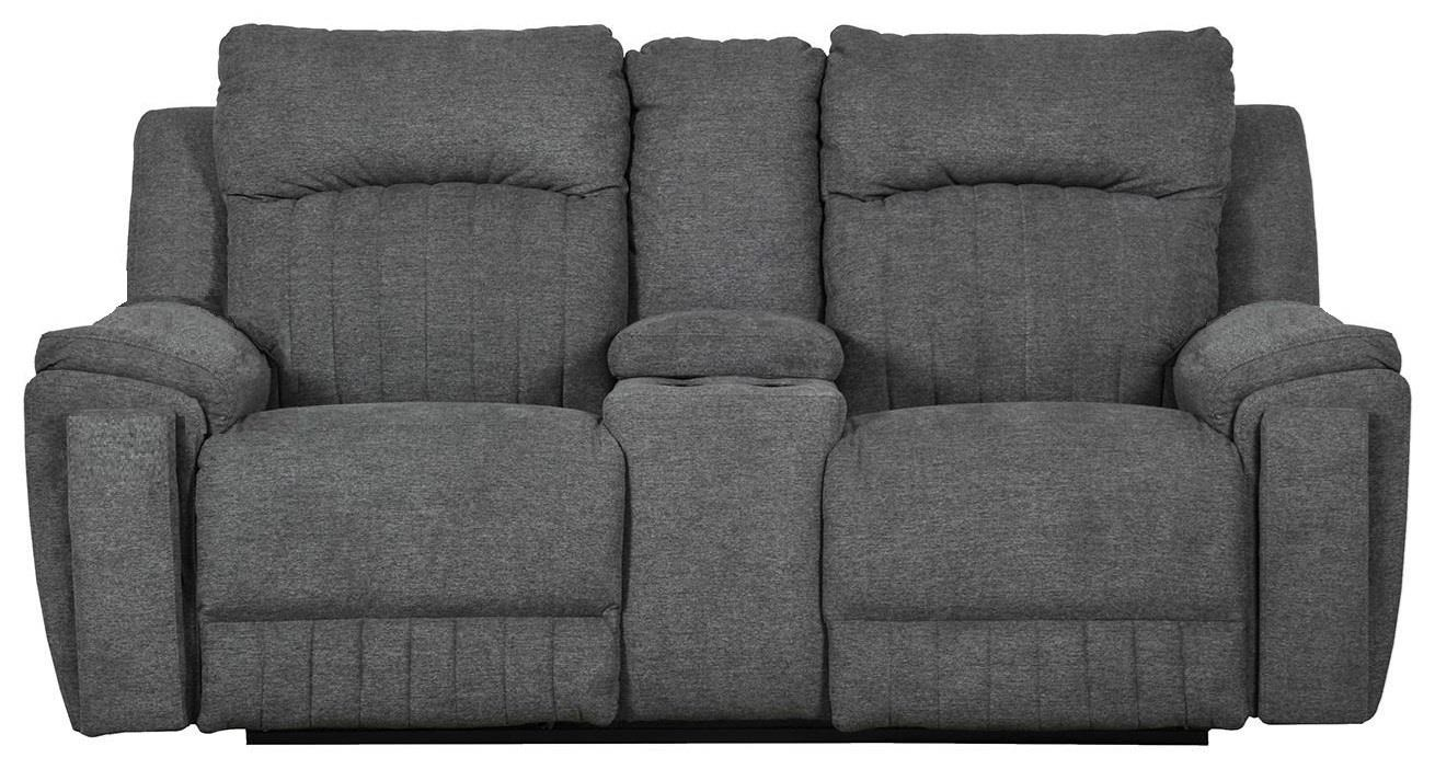 Eastwood Power Headrest Reclining Console by Southern Motion at Crowley Furniture & Mattress