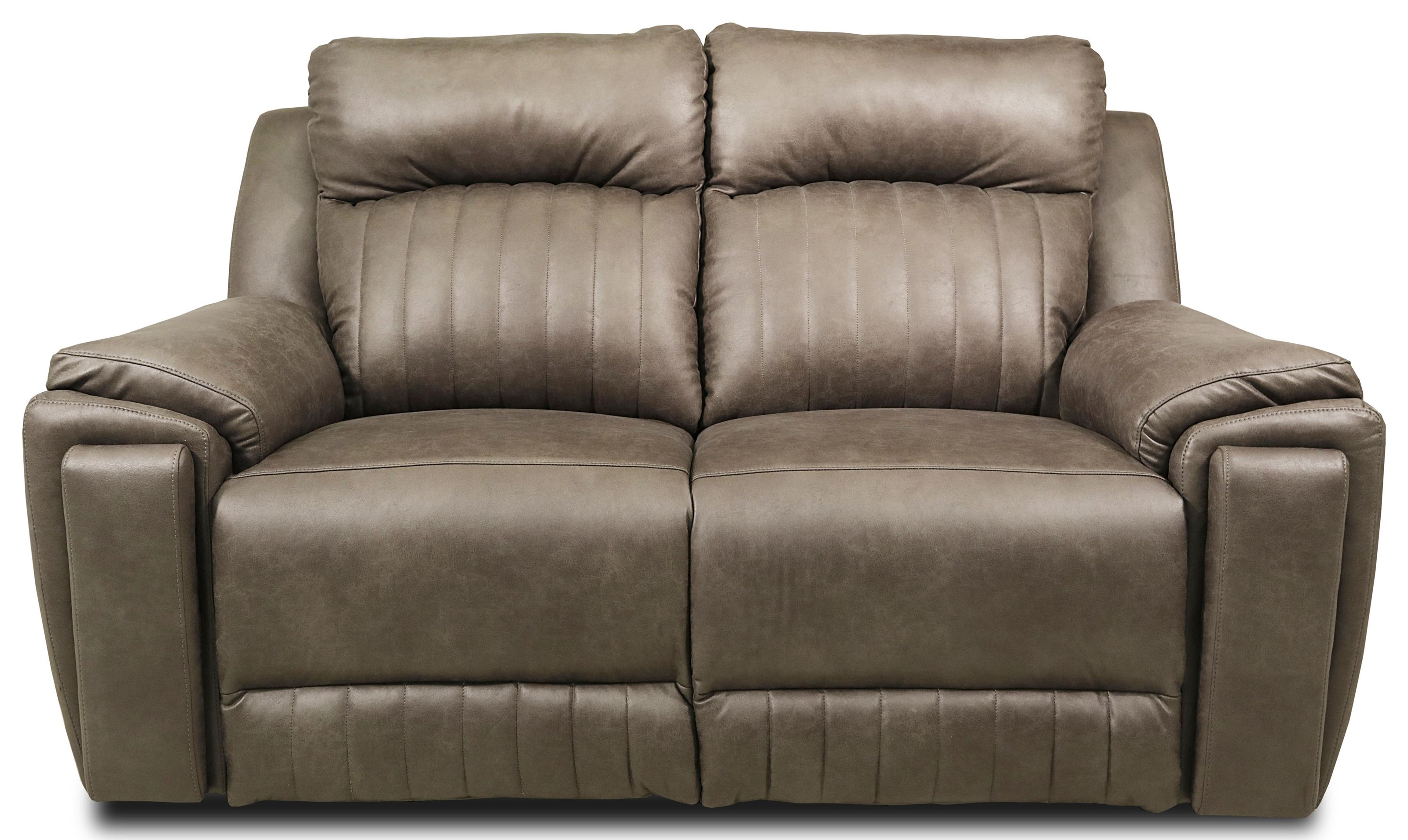 Power Headrest Loveseat w/Hidden Cupholders