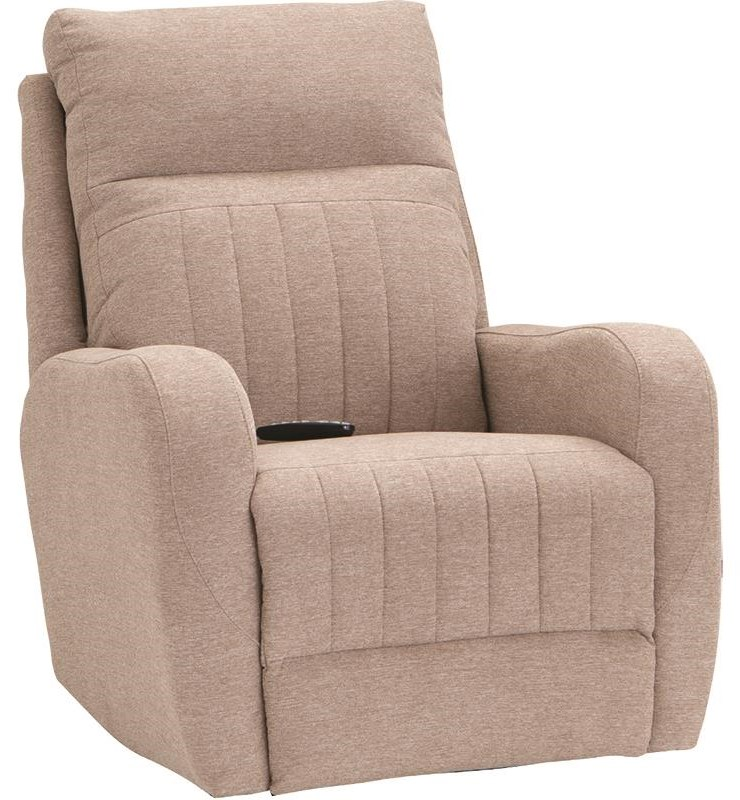 SoCozi Power Recliner w/Power Headrest, Hea by Southern Motion at Darvin Furniture