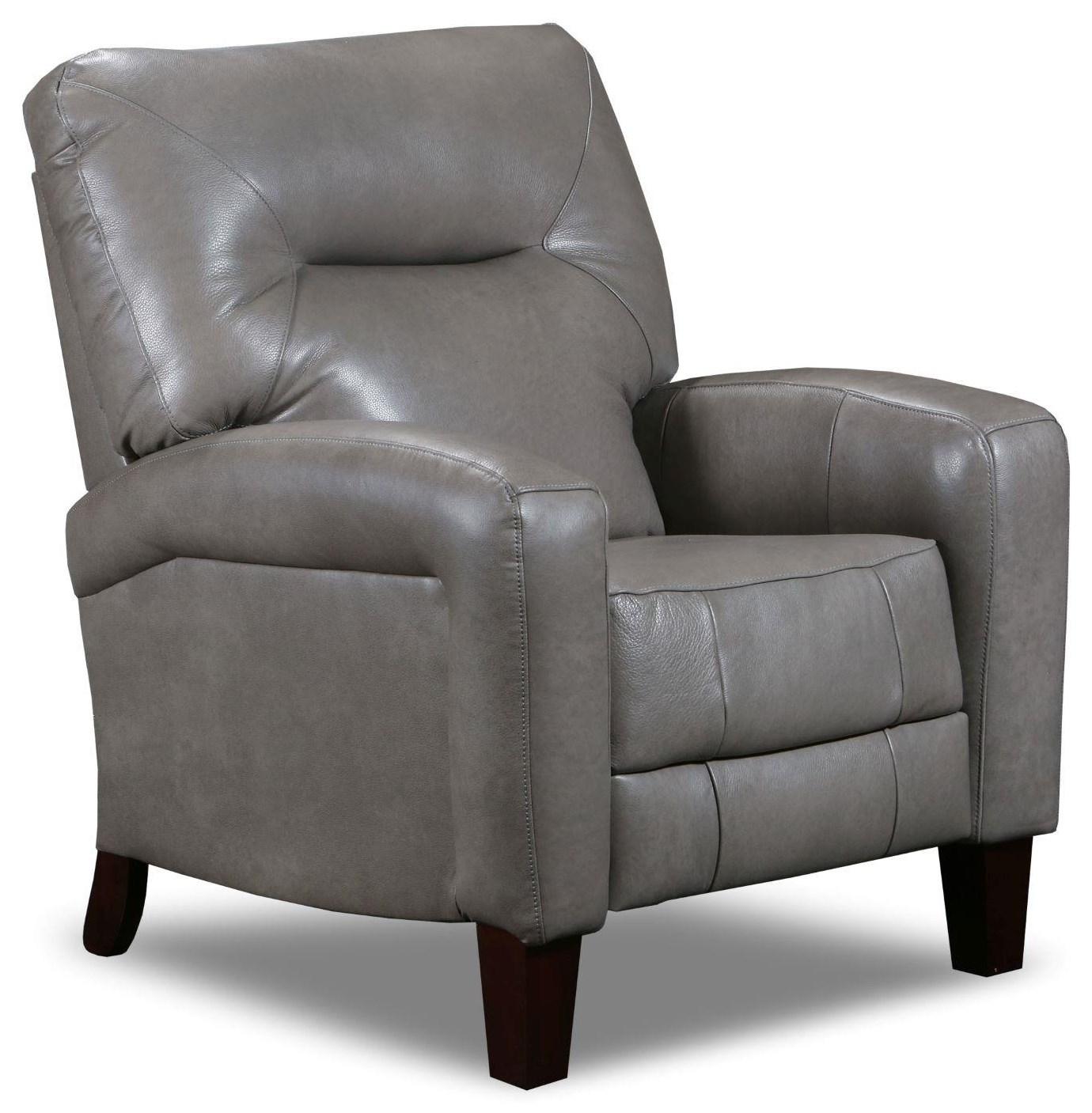 SoHo Hi-Leg Recliner by Southern Motion at Crowley Furniture & Mattress