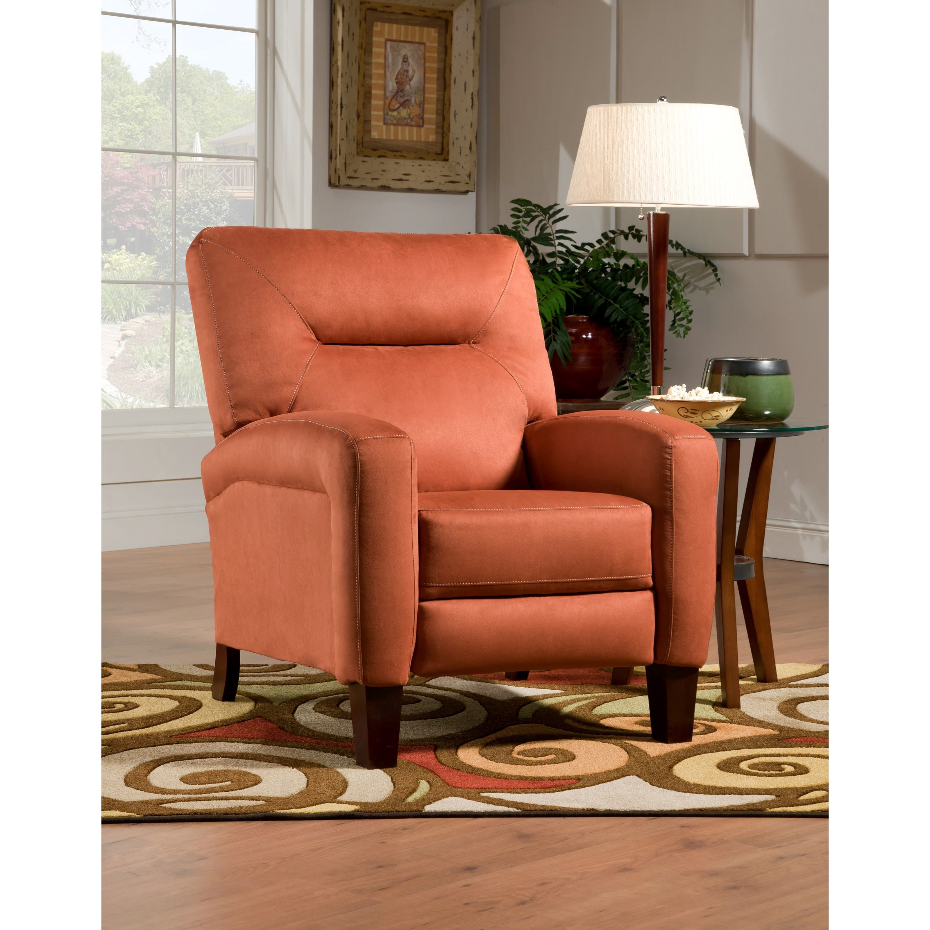 SoHo Power Plus High-Leg Recliner by Southern Motion at Sparks HomeStore