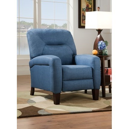 SoHo High-Leg Recliner by Southern Motion at Sparks HomeStore
