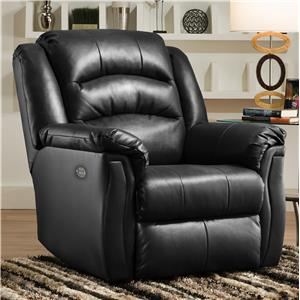 Max Lay-Flat Lift Recliner with Power Headrest