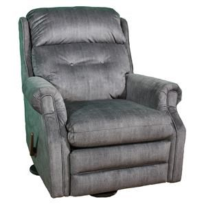 Nantucket Rocker Swivel Recliner
