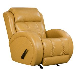 Power Lay-Flat Recliner with Sport Style