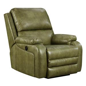 Ovation Swivel Rocker Recliner in Casual Furniture Style