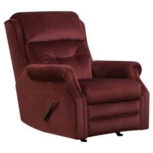 Nantucket Wall Recliner with Elegant Style
