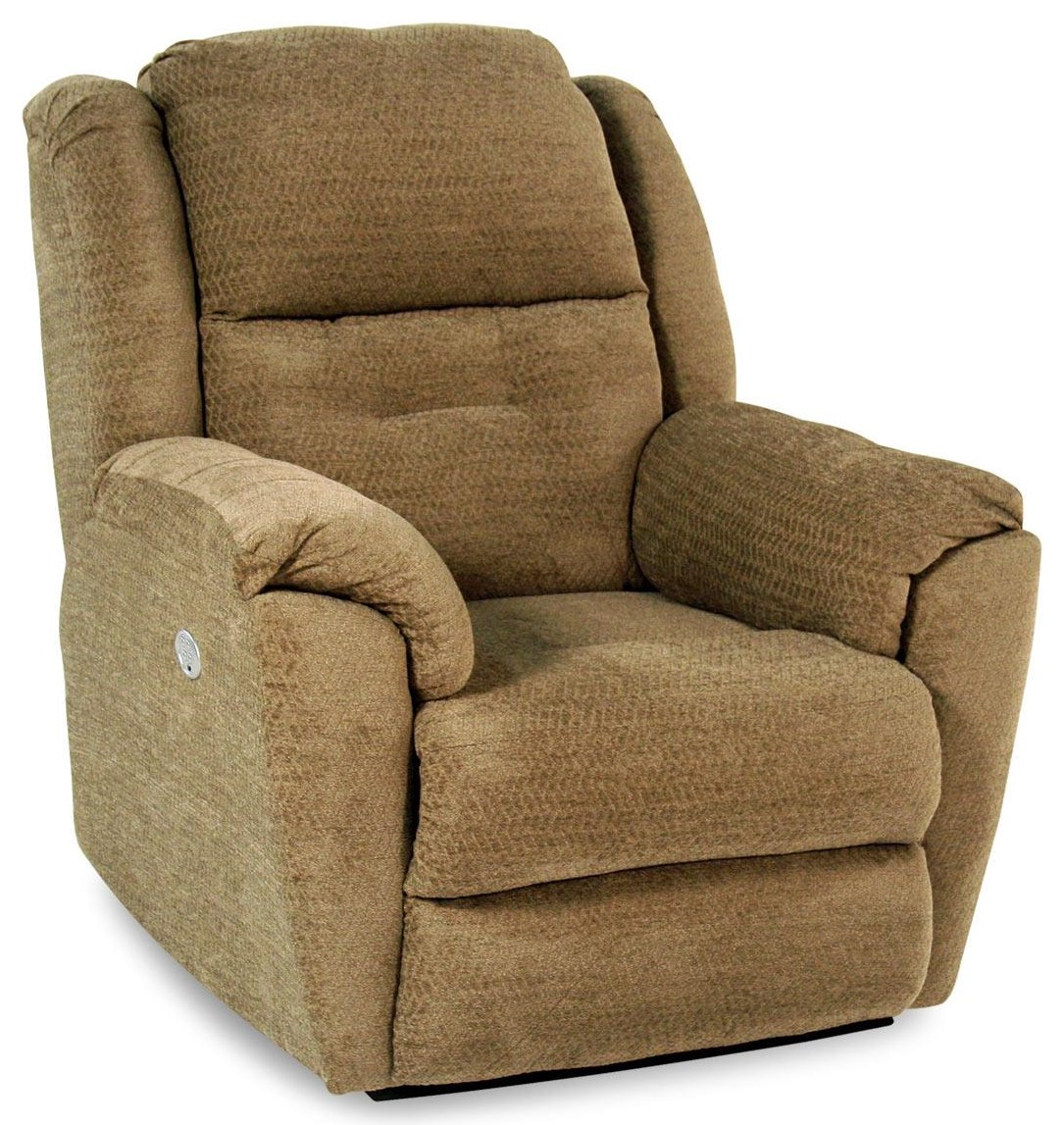 Cashmere Power Wall Recliner w/ Power Headrest