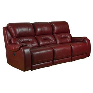 Southern Motion Sting Sofa with 3 Recliners