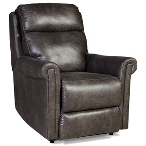Transitional Power Headrest Wallhugger Recliner with SoCozi Technology