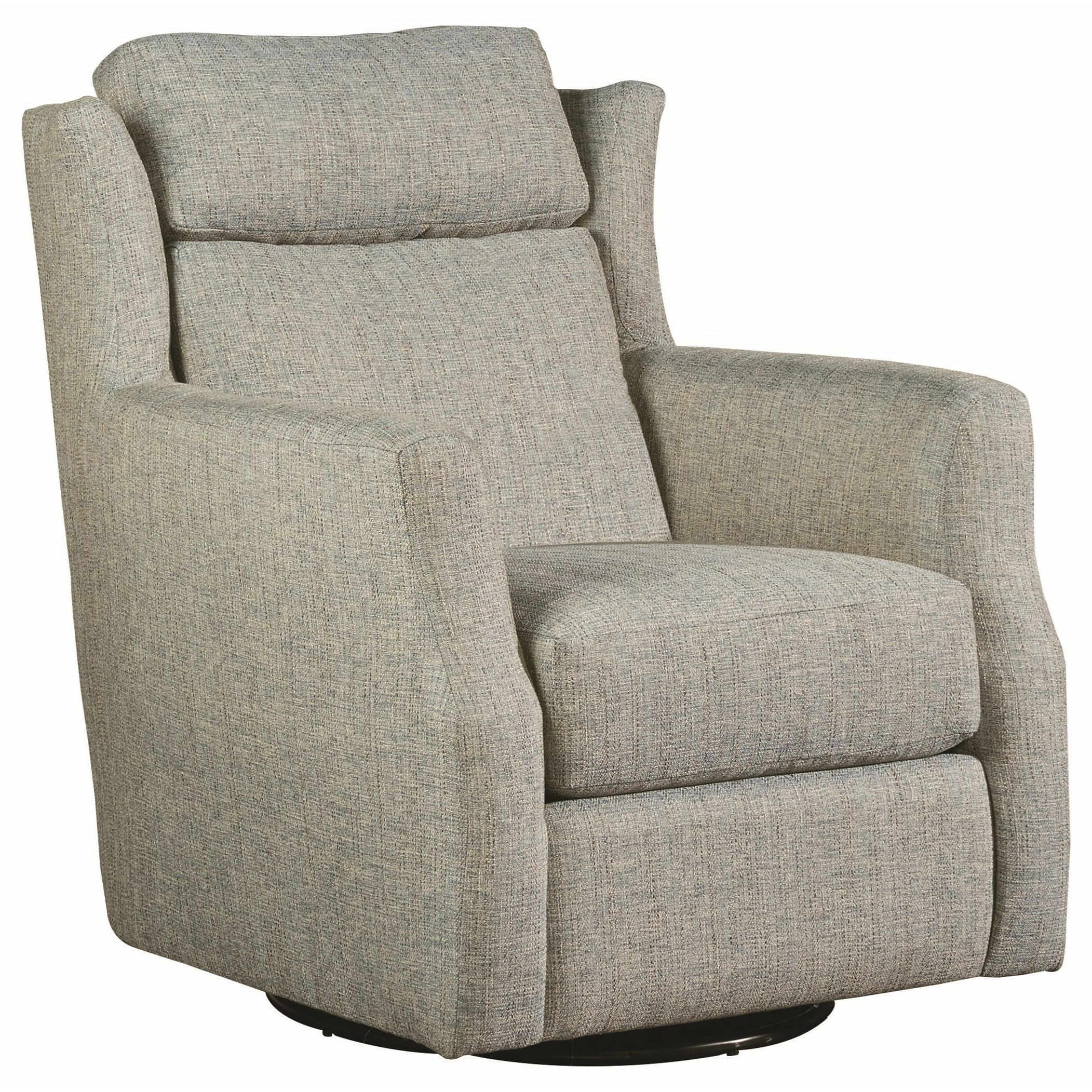 Take Note Swivel Glider by Southern Motion at Zak's Home