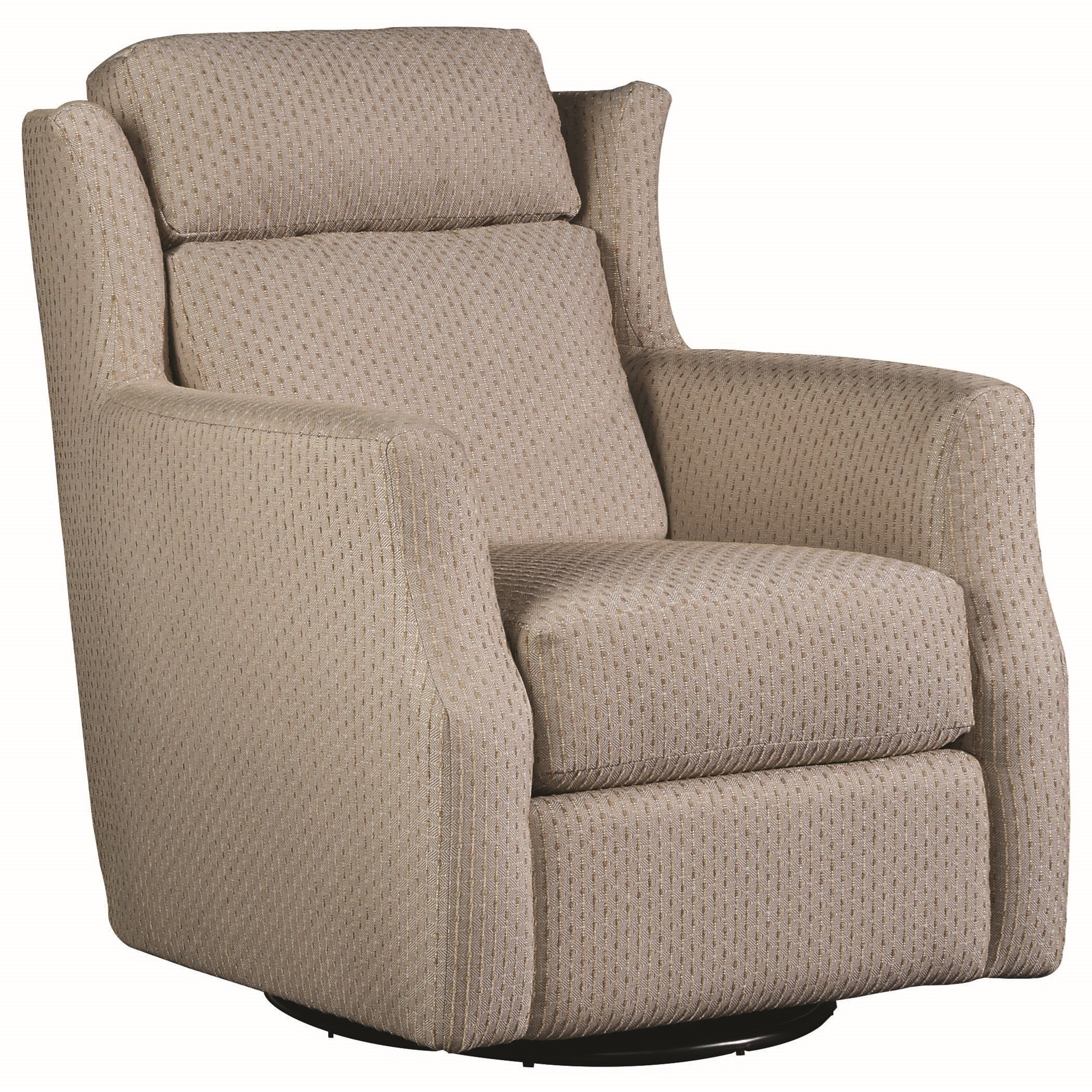 Take Note Swivel Glider by Southern Motion at Suburban Furniture