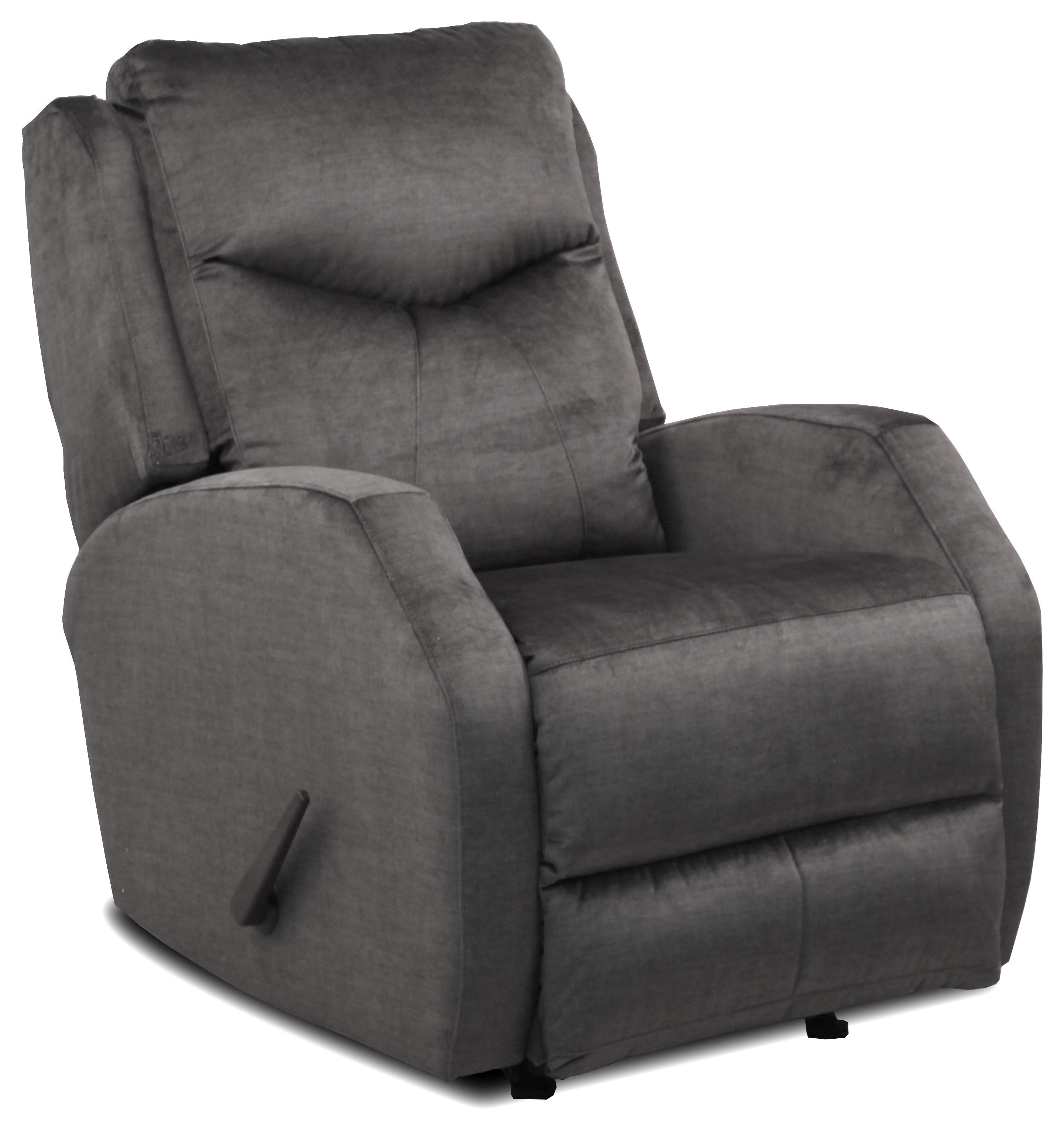 Tip Top Rocker Recliner by Southern Motion at Ruby Gordon Home