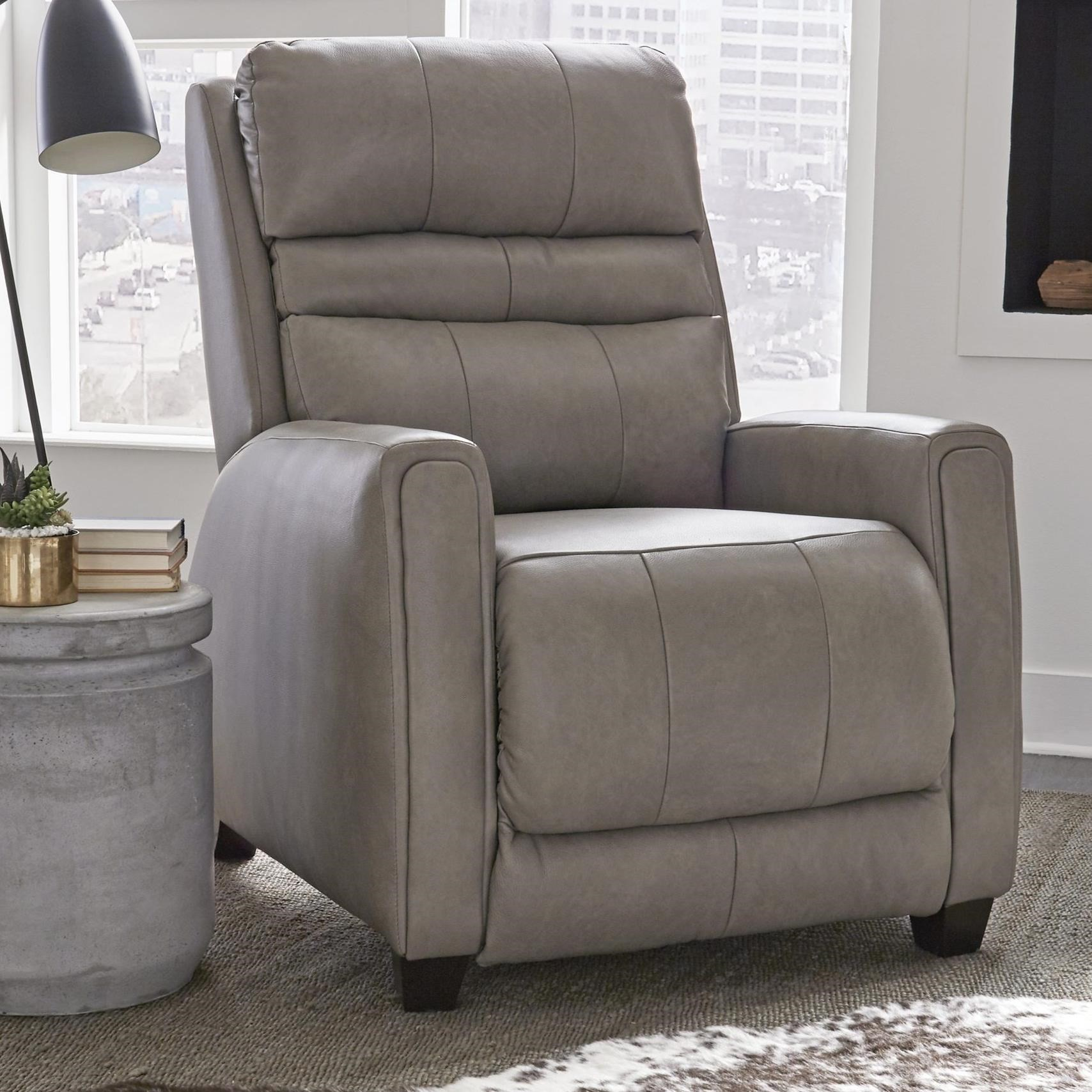 Turbo Zero Gravity Recliner with Power Headrest by Southern Motion at Westrich Furniture & Appliances