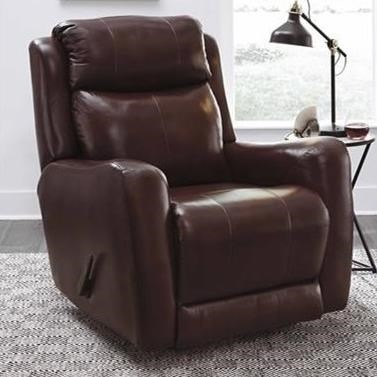 View Point Rocker Recliner by Southern Motion at Powell's Furniture and Mattress